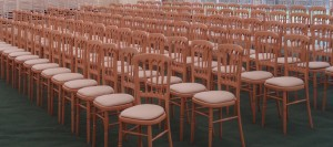 Beechwood chair from Windsor Marquees