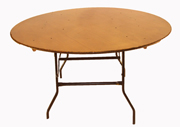 5'6'' Round table.